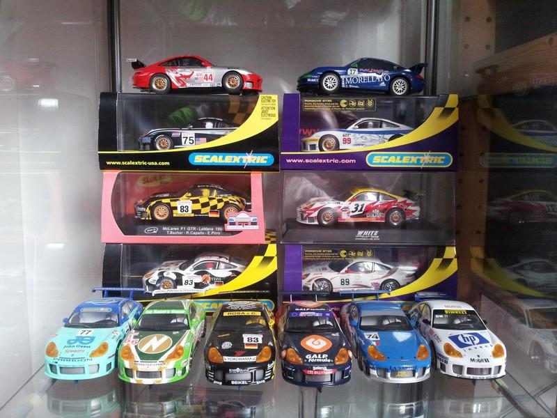 GT3 slot racing 1/32 Porsch10