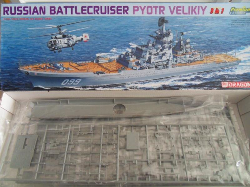 Pyotr Velikiy - Dragon - 1/700 - Premium édition 30137010