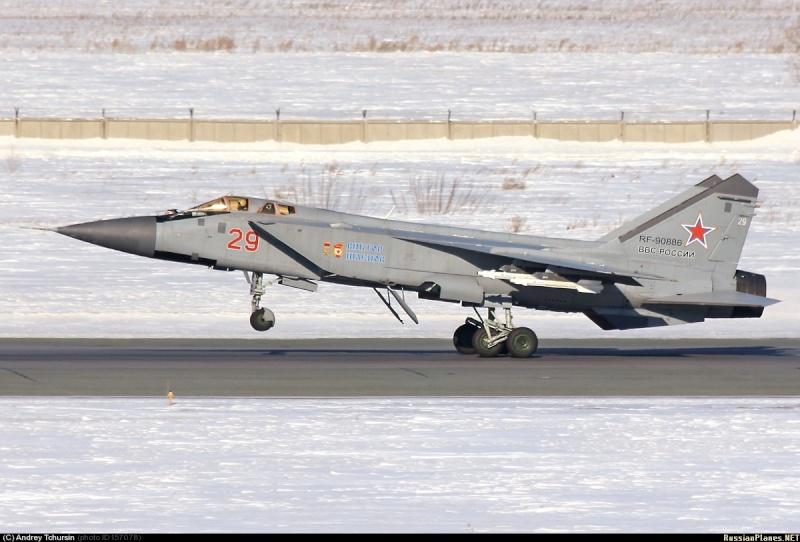 MiG-31BM Interceptor: News - Page 15 15707810