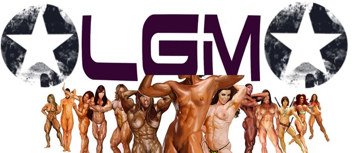Lindas Gatas Musculosas