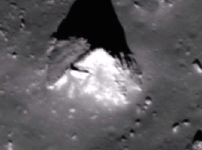 Video: Ryder Crater Pyramid Pyrami10