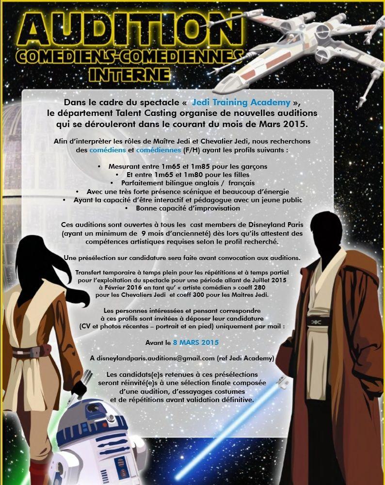 """[Spectacle] """"Jedi Training Academy"""" à Videopolis (depuis le 11 juillet 2015) - Page 6 Jedi11"""