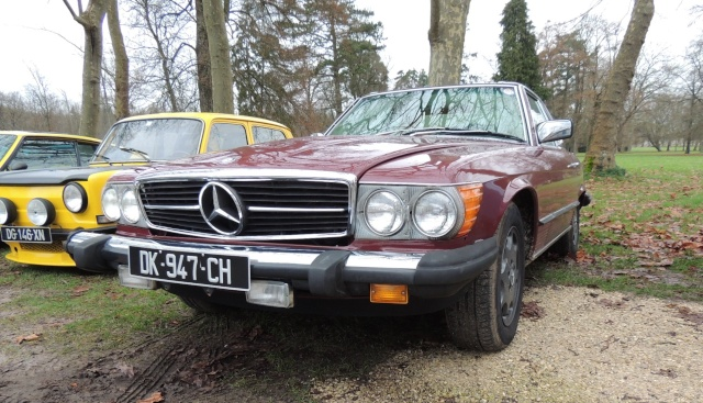 Mercedes SL R107.S Dscn1121