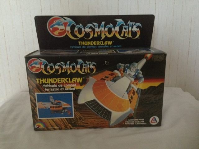 Cosmocats / Thundercats (LJN / ALES) 1985-1987 Img_2010
