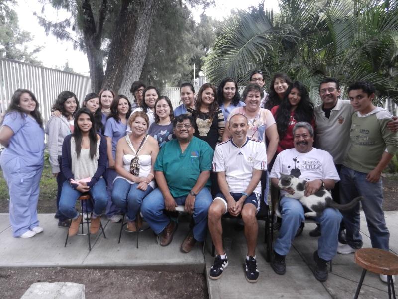 Mon expérience d'ASV et de Soigneur Animalier au Mexique - Page 4 Photo_10
