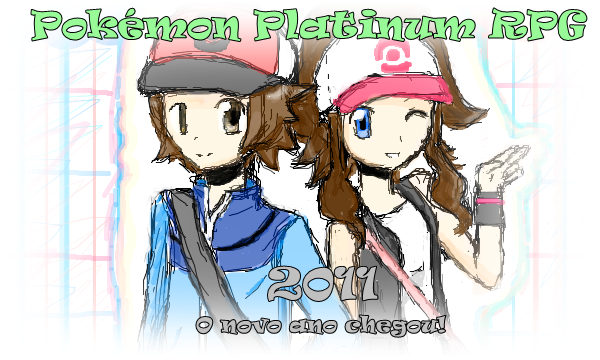 Pokémon Platinum RPG