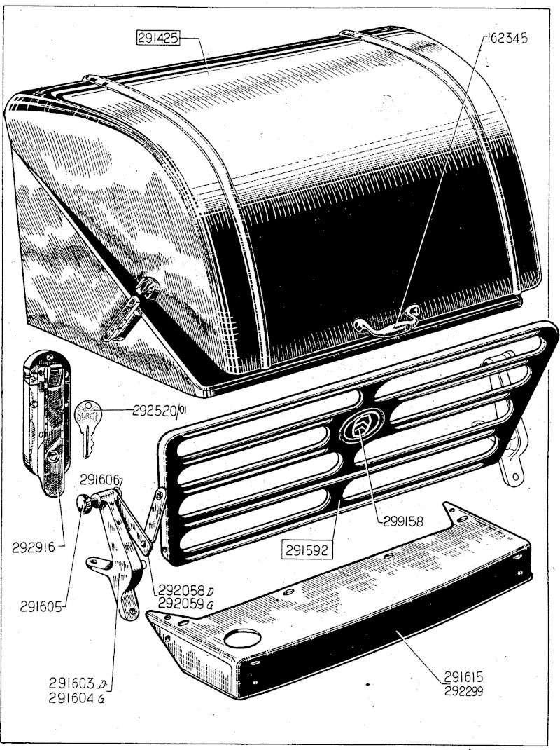 Porte bagages Porte-10