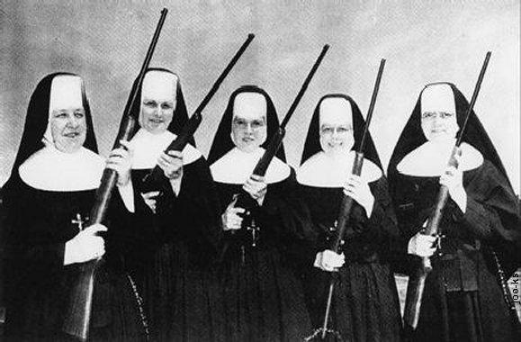 Bon Dimanche Nuns110