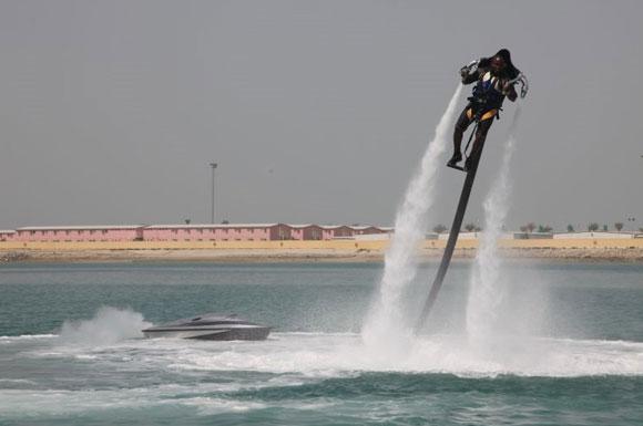 من وحي أفلام الخيال العلمي: جهاز طيران فوق الماء 3014