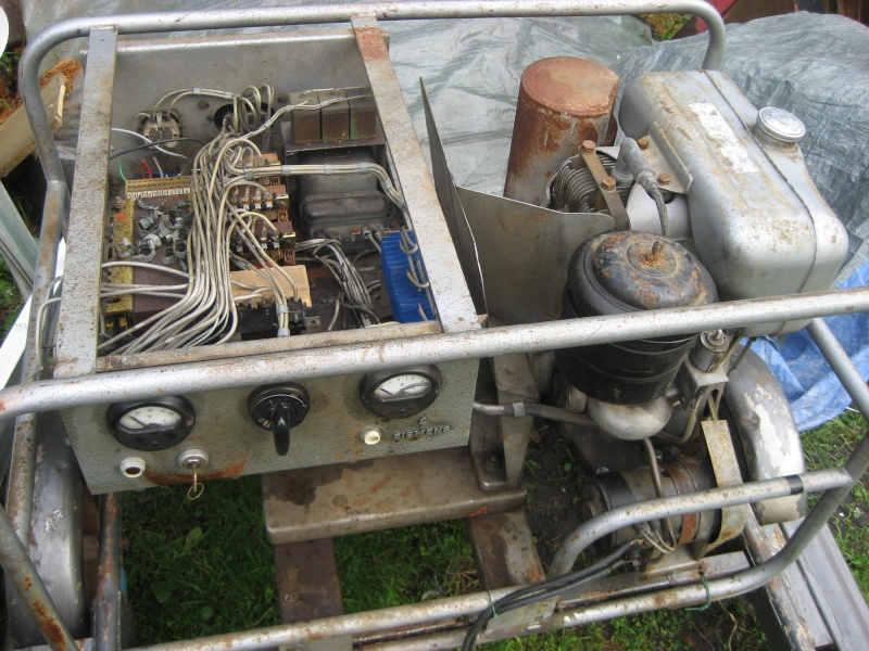 ancien groupe élect Siemens 02311