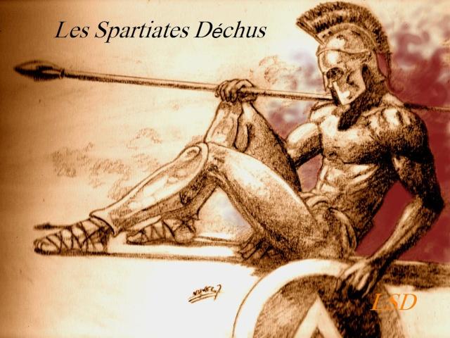Les Spartiates Déchus