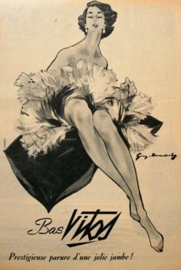 Les affiches du temps passé quand la pub s'appelait réclame .. - Page 39 B_vito10