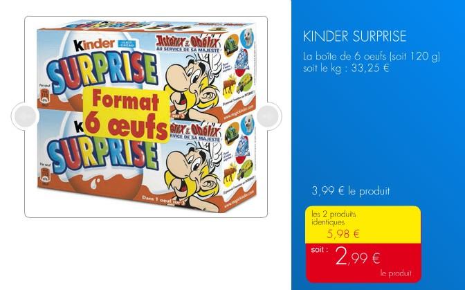 Nouvelles séries Kinder (Astérix + Barbie) - Septembre 2012 Kinder10