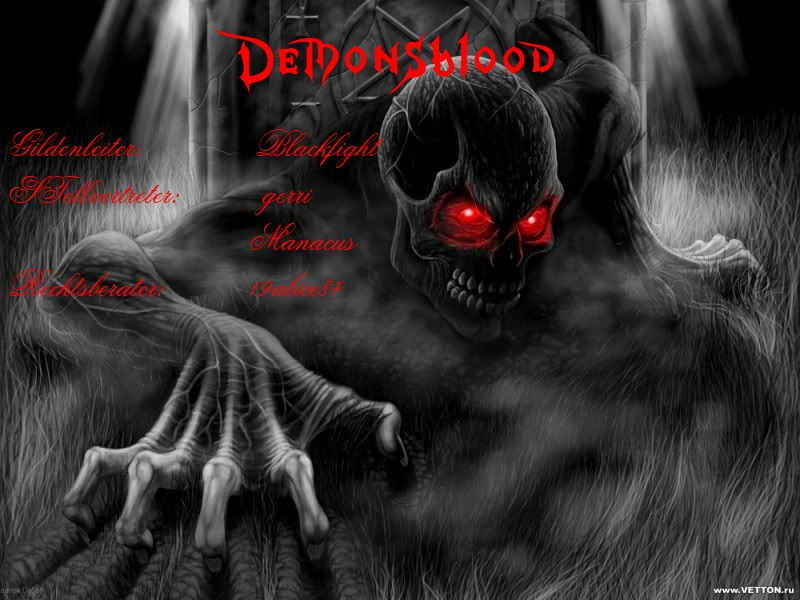 Demonsblood