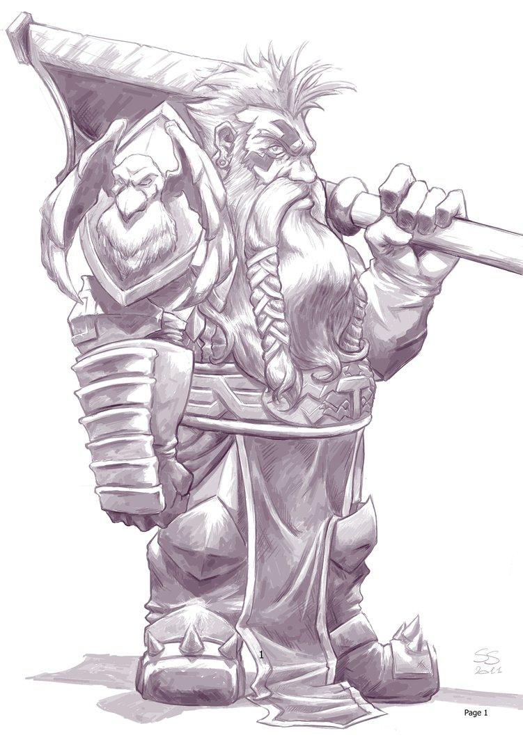 Marteau & Tonnerre - Histoire du clan Windseer Wildha14