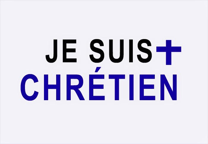 """""""Je suis Chrétien"""" réplique à """"Je suis Charlie"""" ! Jesuis10"""