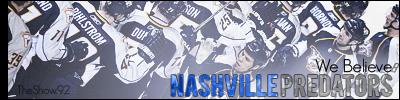Nashville Predators Nas1010