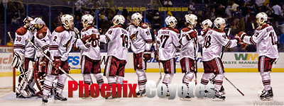 Arizona Coyotes Pho31010