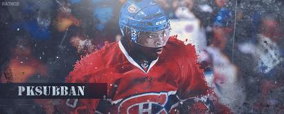 Montreal Canadiens Subban10
