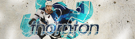 San Jose Sharks Thornt11