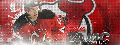 New Jersey Devils Zajac110