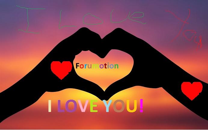 "[Contest] Take a picture with ""I love you"" Fm_con11"