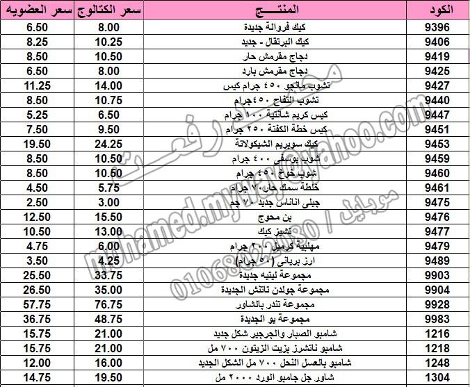 قائمة أسعار منتجات ماي واي في كتالوج مارس 2015  ~~ بسعر الكتالوج ... بسعر العضويه ^_^ 11_o12