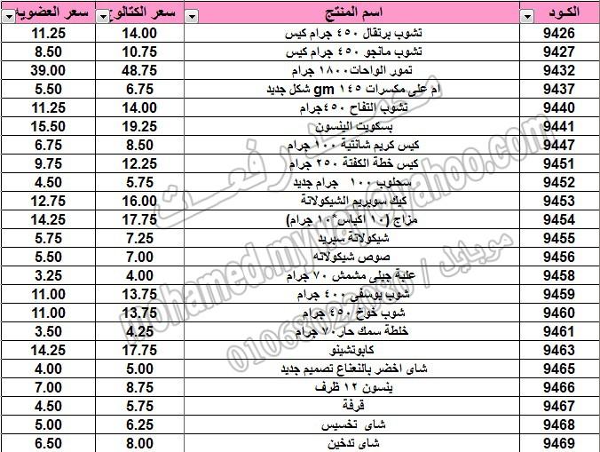قائمة أسعار منتجات ماي واي في كتالوج فبراير 2015  ~~ بسعر الكتالوج ... بسعر العضويه ^_^ 19_o10