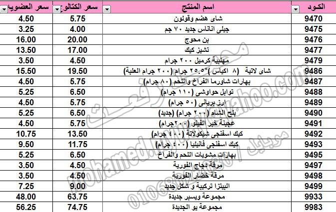 قائمة أسعار منتجات ماي واي في كتالوج فبراير 2015  ~~ بسعر الكتالوج ... بسعر العضويه ^_^ 20_o10