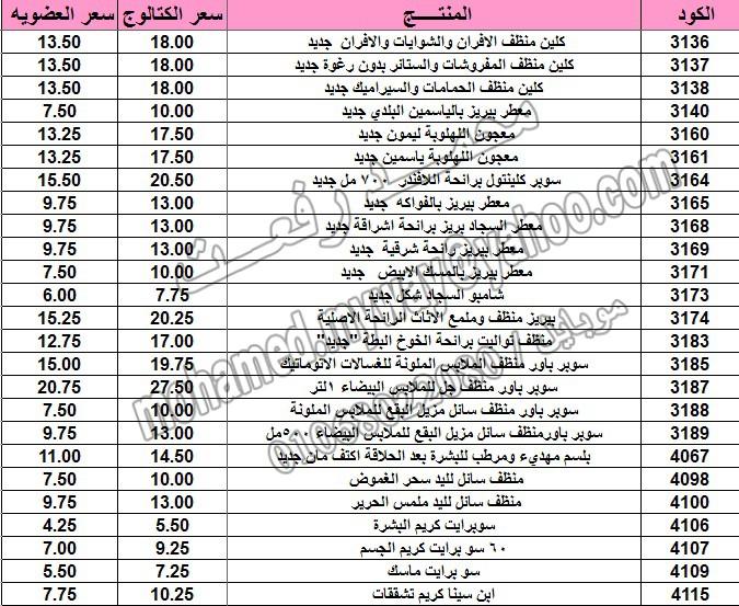 قائمة أسعار منتجات ماي واي في كتالوج مارس 2015  ~~ بسعر الكتالوج ... بسعر العضويه ^_^ 3_o13
