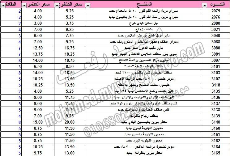 قائمة أسعار منتجات ماي واي في كتالوج يناير 2015 ~~ بسعر الكتالوج ... بسعر العضويه ... عدد النقاط ~~   4_o10