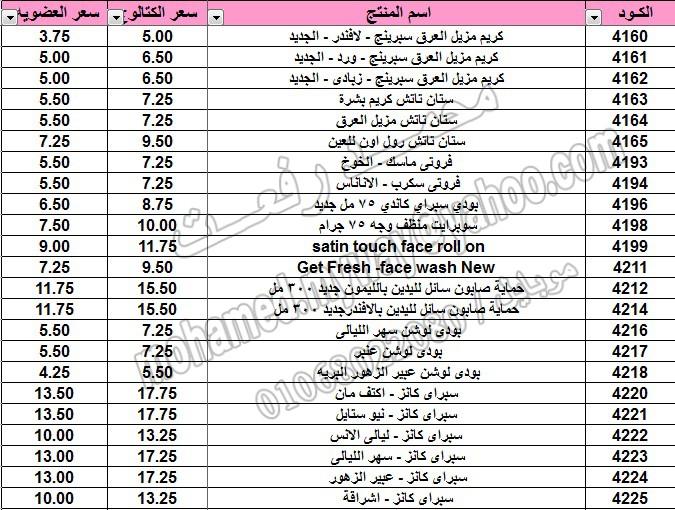 قائمة أسعار منتجات ماي واي في كتالوج فبراير 2015  ~~ بسعر الكتالوج ... بسعر العضويه ^_^ 8_o11