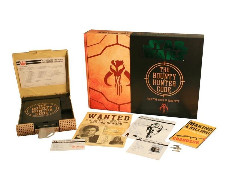 The Bounty Hunter Code - Le Code du Chasseur de Primes 10772311