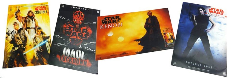 Star Wars SDCC 2013 coté romans 11461_10