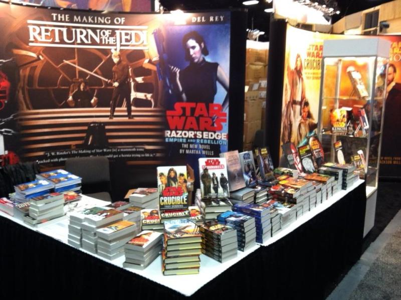 Star Wars SDCC 2013 coté romans 99450110