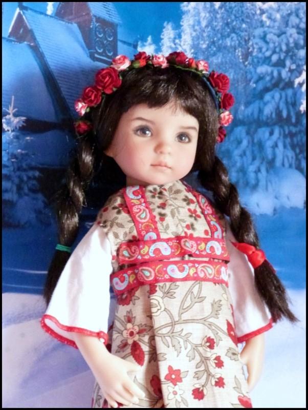 Isabelle devenue Tatiana  10186711