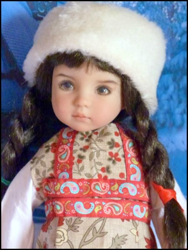 Isabelle devenue Tatiana  10186712