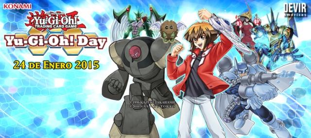 Duelist Kingdom - Yugi-Day, Sábado 24 de Enero 2015. Ygoday10