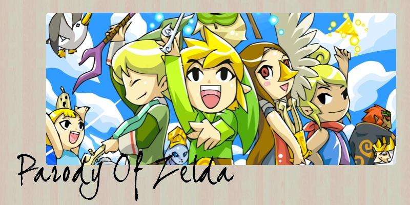 Parody Of Zelda