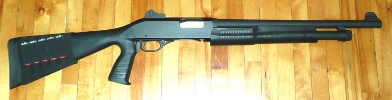 Montrez nous vos Fusil/shotgun Tactical photos svp Steven10