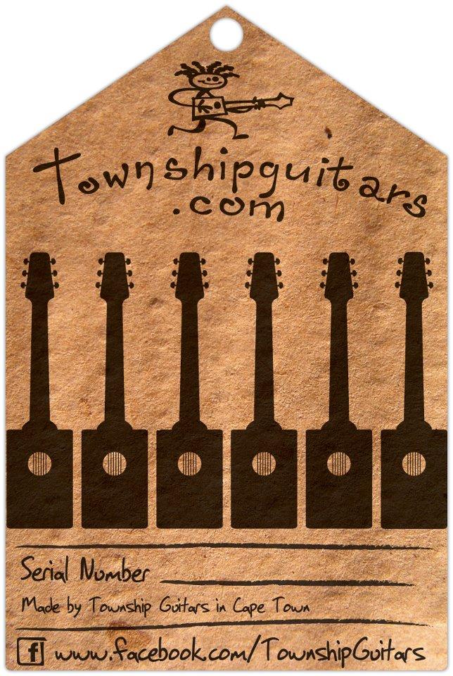 Township Guitars Townsh10