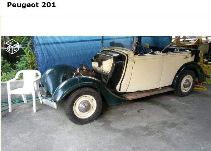Quel type de carrosserie Peugeo12