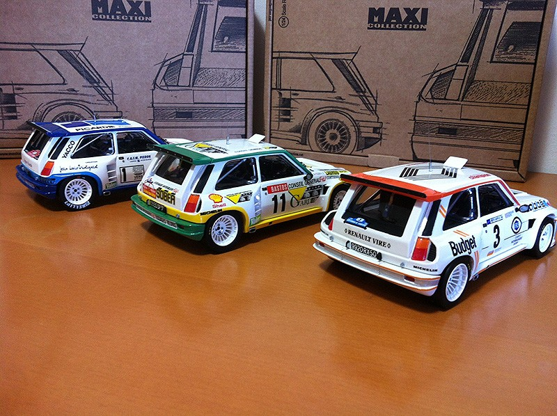 Nouvelle kit resine Renault 5 Maxi Turbo  - Page 2 Image_12
