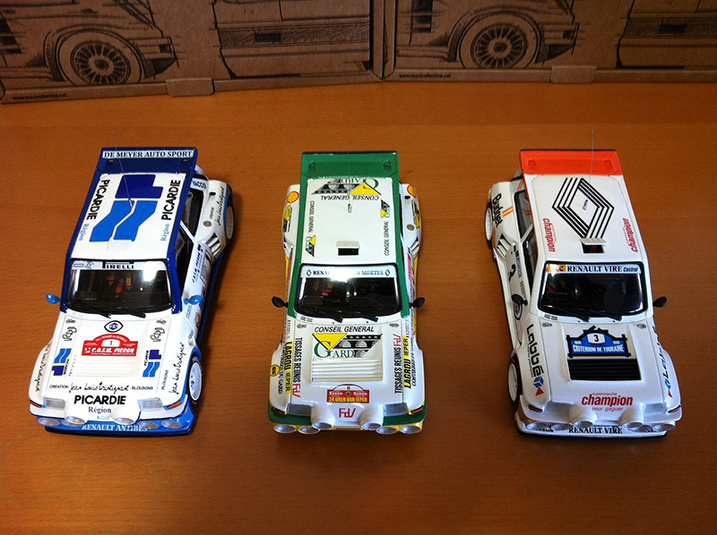 Nouvelle kit resine Renault 5 Maxi Turbo  - Page 2 Image_14