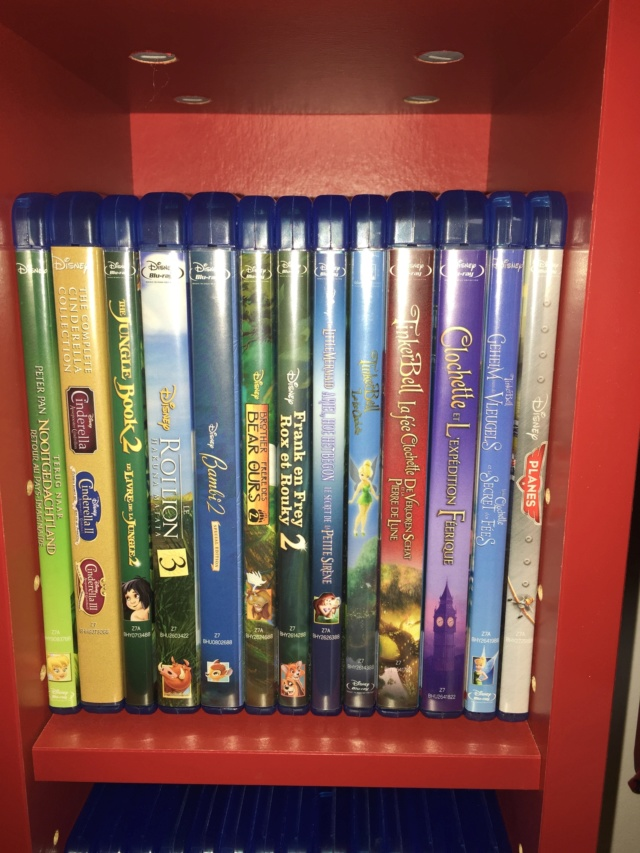 [Photos] Postez les photos de votre collection de DVD et Blu-ray Disney ! - Page 11 Img_6015