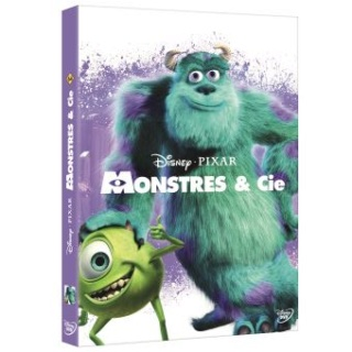 Les Blu-ray Disney avec numérotation... - Page 38 Monstr10