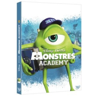 Les Blu-ray Disney avec numérotation... - Page 38 Monstr11
