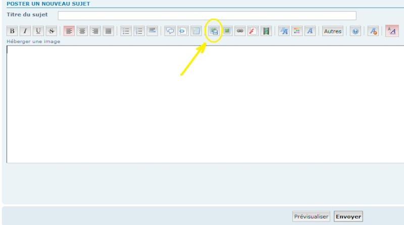 """TUTORIEL 1: """"héberger une image sur le forum"""" _haber10"""