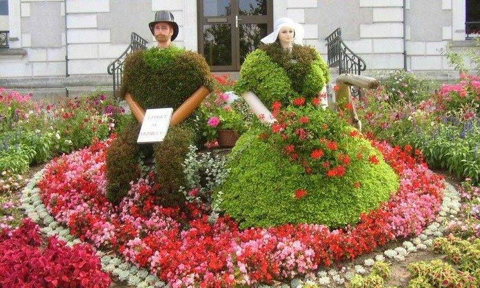 ART DU JARDIN jardins d'exception - fleurs d'exception Photo_11