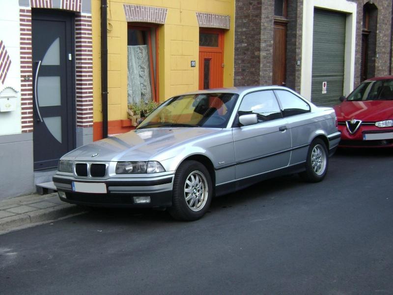 BMW 320i Coupé e36 de 1997 Dsc00610